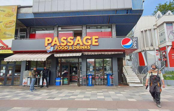 Passage Galați